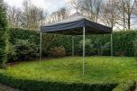 Dak Easy Up tent 3x3 Zwart