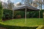 Easy Up 3x4,5 m GO-UP50 Zwart Grizzly Outdoor