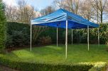 Easy Up Partytent 3x6 m GO-UP40 Blauw Grizzly Outdoor