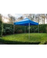Easy Up 3x3m Pro-50 Blauw Grizzly Outdoor
