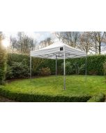 Easy Up 3x3 m Pro-50 PVC Wit Grizzly Outdoor