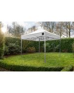 3x3 PRO GO Easy Up vouwtent Wit Grizzly Outdoor
