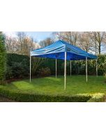 Vouwtent Grizzly Outdoor 3x6m Blauw Pro-50 Grizzly Outdoor