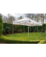 Easy Up partytent 3x6 m Pro-40 PVC Grizzly Outdoor Wit