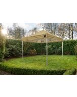 Easy Up 3x3 m Pro-50 Zand Grizzly Outdoor