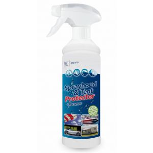 Sprayhood & Protector Tent met sprayflacon 500ml