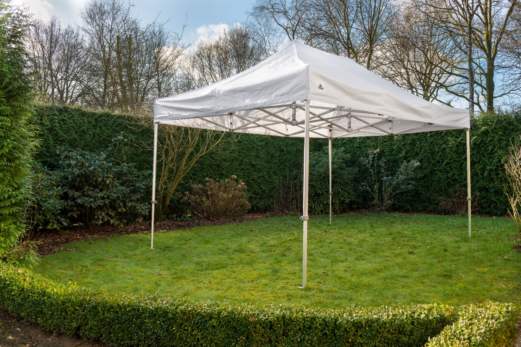 easy up partytent 3x6, Polyester of PVC