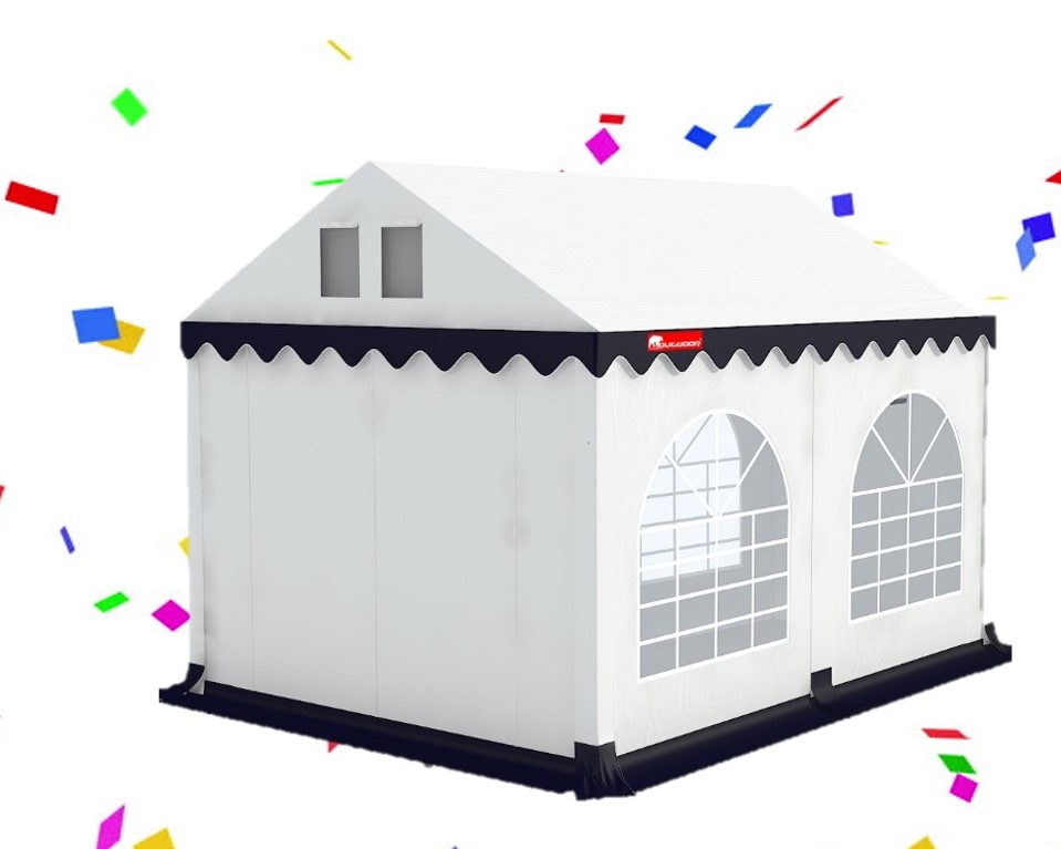 Partytent - carnaval