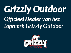 Officieel dealer Grizzly Outdoor